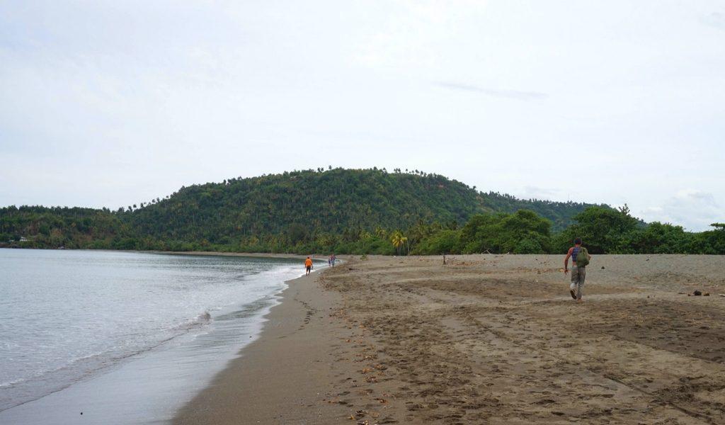 Baracoa Kuba Strand