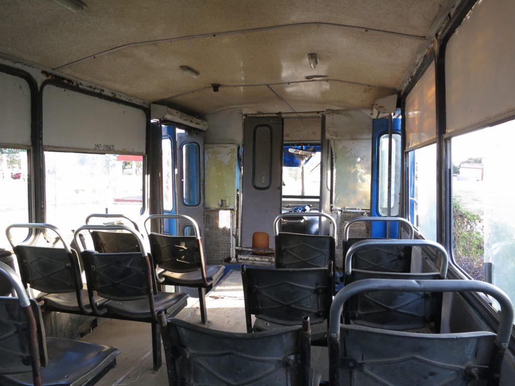 Transport in Havanna - Bus