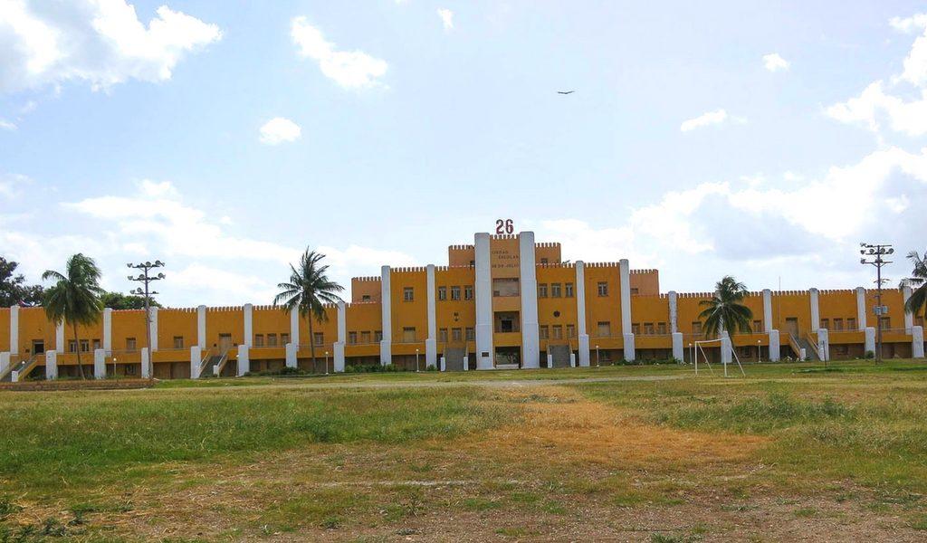 Moncada-Kaserne Santiago